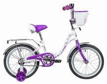 Детский велосипед Novatrack Butterfly 16 (2019)