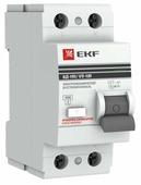 УЗО EKF 100мА тип AC ВД-100 2 полюса