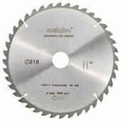 Пильный диск Metabo 628060000 216х30 мм