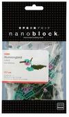 Конструктор Nanoblock Miniature NBC-078 Колибри