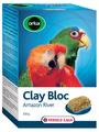 Витамины Versele-Laga Минеральный блок Orlux Clay Bloc Amazon River с глиной для крупных попугаев