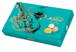 Пашмала Adlin Царская ассорти со вкусом какао, ванили и шафрана 420 г