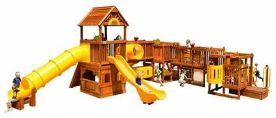 Домик Rainbow Play Systems Design 3B