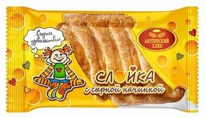 Аютинский хлеб Слойка с сырной начинкой