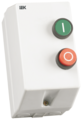 Магнитный пускатель/контактор перемен. тока (ac) IEK KKM16-012-380-00