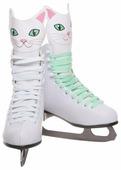 Детские фигурные коньки Alpha Caprice Kitty для девочек