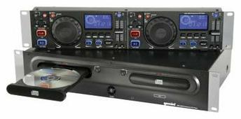 DJ CD-проигрыватель Gemini CDX-2400