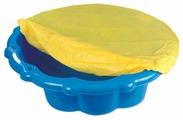 Песочница-бассейн ZEBRATOYS Ракушка (15-10340)
