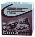 Добавка в корм Сева СЕВАвит для кошек с биотином и таурином