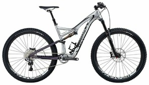 Горный (MTB) велосипед Specialized S-Works Stumpjumper FSR Evo 29 (2014)