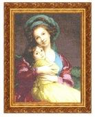 Золотое Руно Набор для вышивания Материнская любовь 49 х 36 см (МК-002)