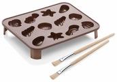 Форма для шоколада Tescoma Delicia Choco