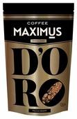 Кофе растворимый Maximus D'ORO сублимированный