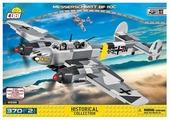 Конструктор Cobi Small Army World War II 5538 Истребитель-бомбардировщик Messerschmitt Bf.110C