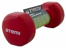 Гантель цельнолитая ATEMI AD0525 2.5 кг
