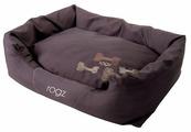 Лежак для собак Rogz Spice Pod Mocha Bone 72х45х25 см