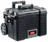 Ящик-тележка KETER Gear Cart (17200383) 56.4 х 46.5 x 48 см 22''