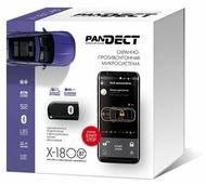 Автосигнализация Pandora Pandect X-1800 BT