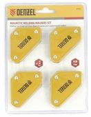Магнитный угольник Denzel 97555