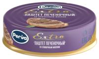 Паштет Perva Extra Печеночный со сливочным маслом 100 г