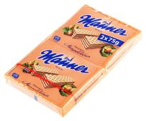 Вафли Manner Neapolitaner с ореховым кремом 150 г