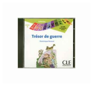 Tresor de Guerre Audio CD Only. Level 2