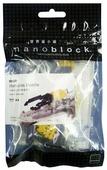 Конструктор Nanoblock Miniature IST-001 Жук-Геркулес