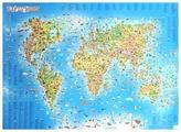 АСТ Карта мира для детей (978-5-17-022780-8)