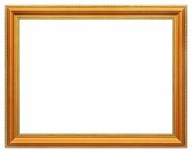 Рама Белоснежка Nicole (1060-BL) 40x30 см