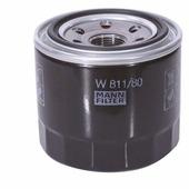 Масляный фильтр MANNFILTER W811/80