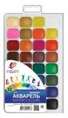 Луч Акварельные краски Классика 32 цвета, без кисти (26С 1579-08)