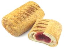 Навашинский хлеб Слойка с фруктовой начинкой