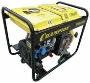 Дизельный генератор CHAMPION DW180E (2000 Вт)