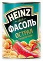 Фасоль Heinz острая сладкий чили, 390 г