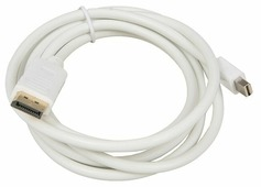 Переходник VCOM Mini DisplayPort - Display Port (CG681) 1.8 м