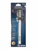 Цифровой штангенциркуль Dr.IRON DR6001 150 мм, 0.1 мм