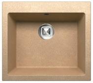 Врезная кухонная мойка Tolero R-111 55х50см полимер