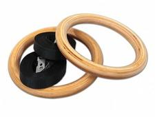 Кольцо гимнастическое 2 шт. Proxima PGR-2403WD