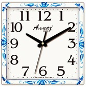 Часы настенные кварцевые Алмаз M10/M11