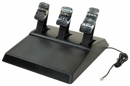 Комплектующие для руля Thrustmaster T3PA 3 Pedals Add On