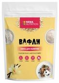 NEWA Nutrition смесь для выпечки Вафли с ванильным вкусом, 0.2 кг