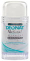 Дезодорант кристалл DeoNat плоский цельный
