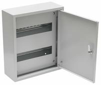 Щит распределительный EKF ЩРН-24 IP31 Basic навесной, металл, модулей 24