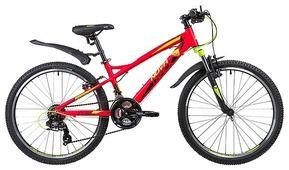 Подростковый горный (MTB) велосипед Novatrack Tornado 24 (2019)