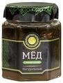 Мед Medovica с сосновой шишкой