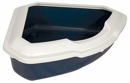 Туалет-лоток для кошек Triol CT03 56.5х42.5х15 см