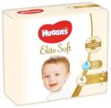 Huggies подгузники Elite Soft 4 (8-14 кг) 33 шт.