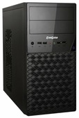 Компьютерный корпус ExeGate QA-413U w/o PSU Black