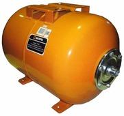 Гидроаккумулятор ВИХРЬ ГА-50 50 л горизонтальная установка