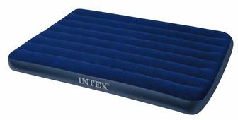 Надувной матрас Intex Classic Downy Airbed (64758)